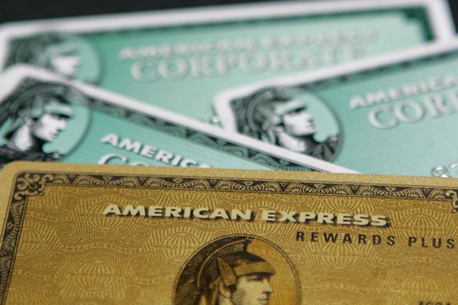 American Express gana 5.163 millones de dólares en 2015