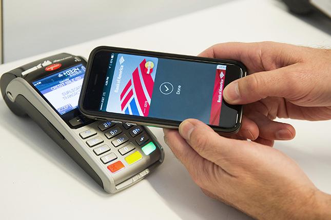 Bank of America y Wells Fargo podrían usar Apple Pay en los cajeros