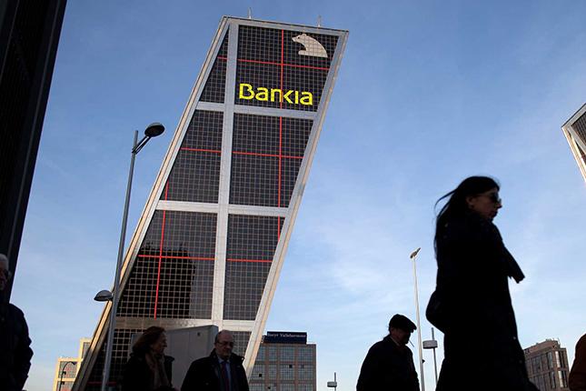 Bankia ofrece un simulador de planes de pensiones