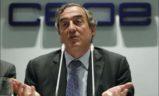 CEOE: el PIB crecerá un 0,8% hasta marzo