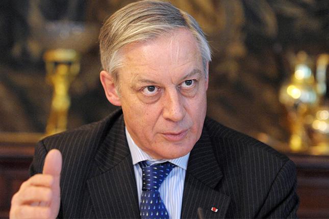 El presidente del Banco de Francia propone limitar las compras de deuda del BCE