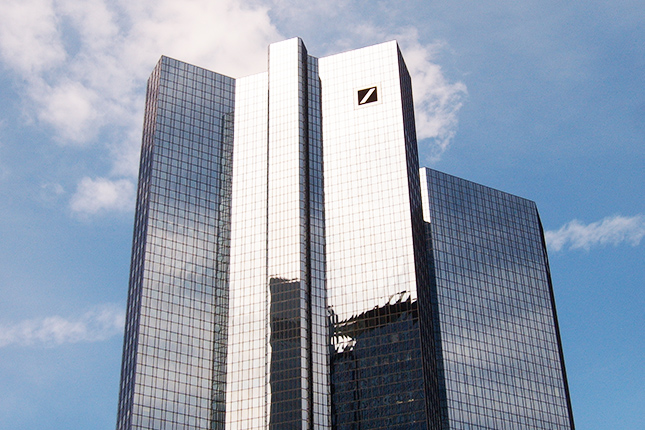 Deutsche Bank quiere crear un 'banco malo'