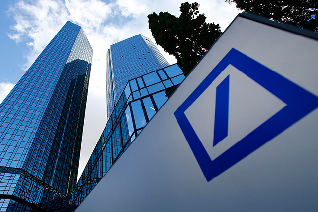Estados Unidos investiga a Deutsche Bank