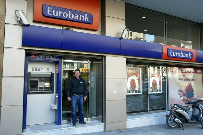 Eurobank gana 60 millones en el primer trimestre