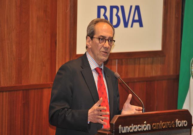 BBVA pide equilibrar estabilidad financiera y tecnología