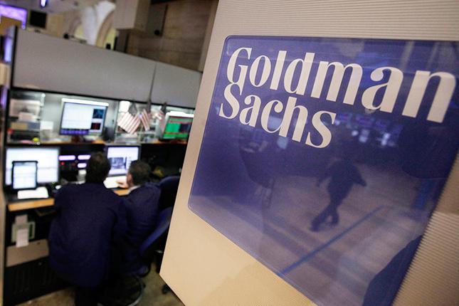 Goldman Sachs gana un 41% más en el primer trimestre