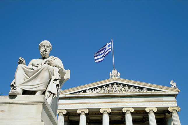Moody's mantiene la nota de Grecia en 'B3'