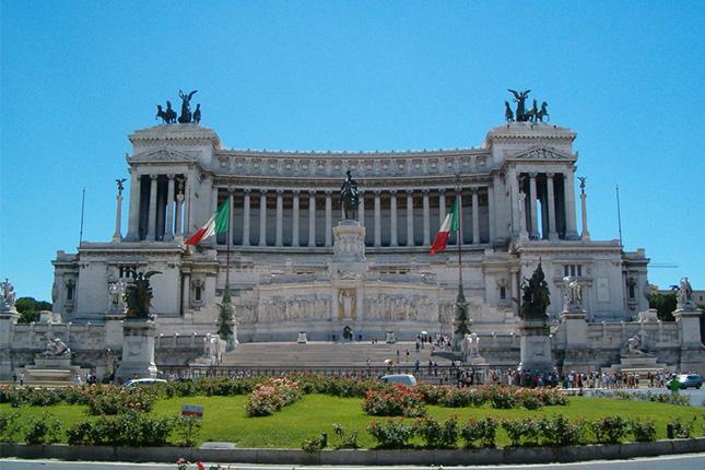 Italia rebaja su objetivo de déficit al 2,04%