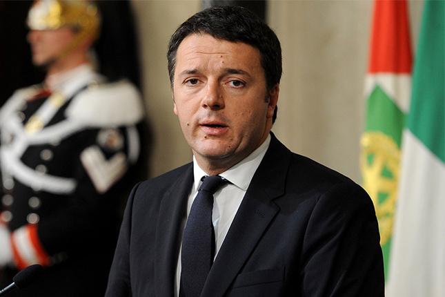 La banca italiana se refuerza tras las declaraciones de Draghi y Renzi