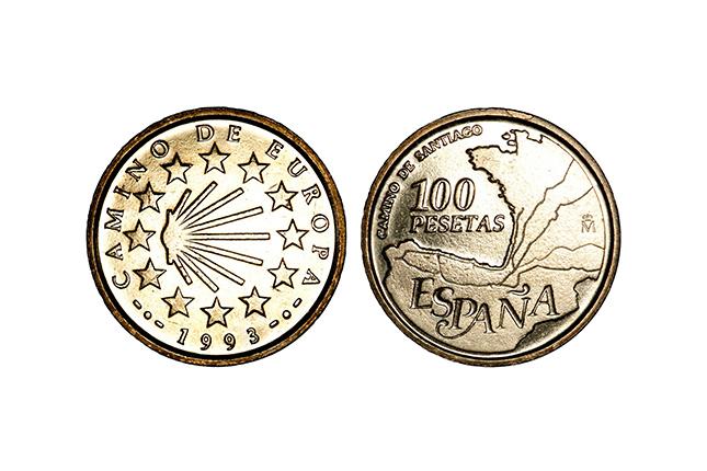 Banco de España: aún se conservan 1.664 millones de euros en pesetas