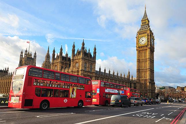 Reino Unido, quinta potencia económica del mundo