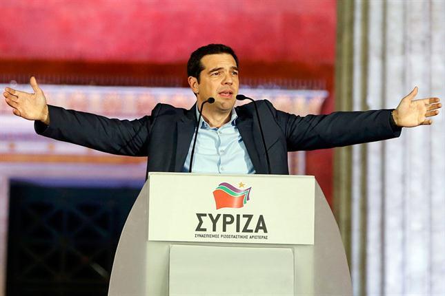 """Tsipras: la caída de Grecia """"sería el principio del fin de la eurozona"""""""