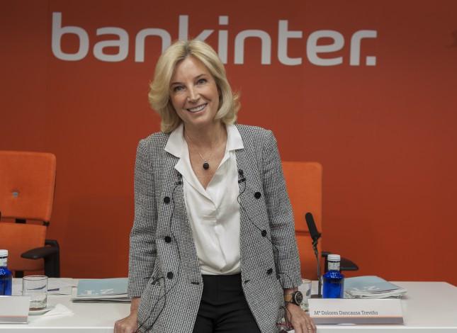 Dancausa ganó en 2020 un 13% menos como consejera de Bankinter