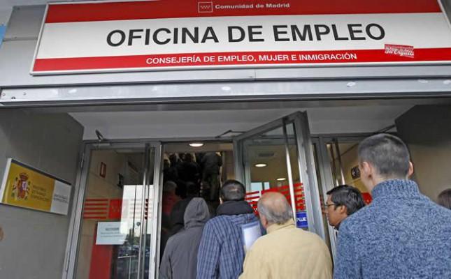 El paro se recorta en 2017 en 568.000 personas, según Asempleo
