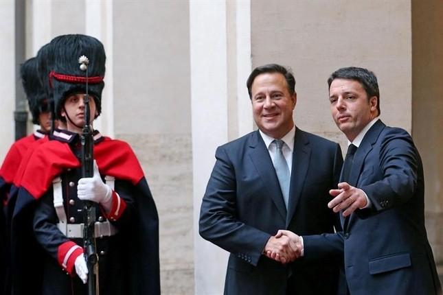 Italia y Panamá descongelan sus relaciones