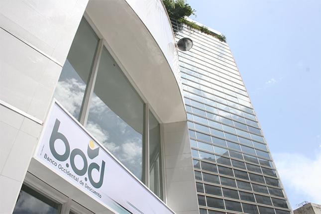 BOD, cuarto banco privado de Venezuela