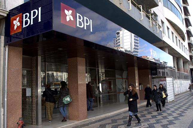 Posible fusión de los bancos portugueses BPI y BCP