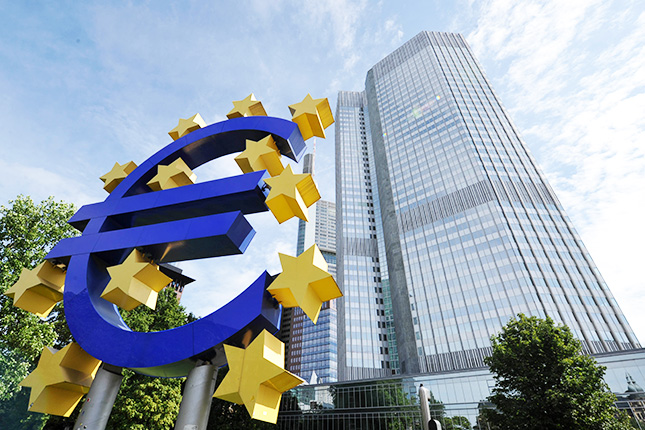 El BCE invierte 5.444 millones en deuda española