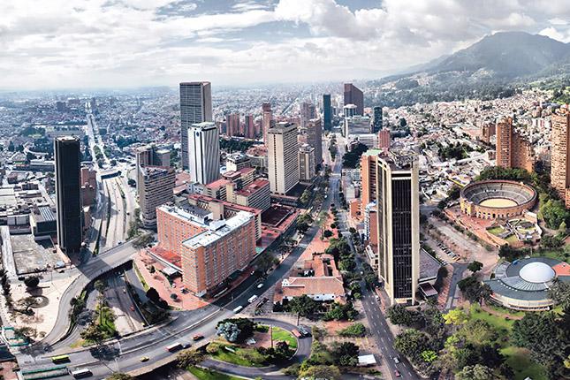 La inflación de Colombia se acelera hasta el 0,64%