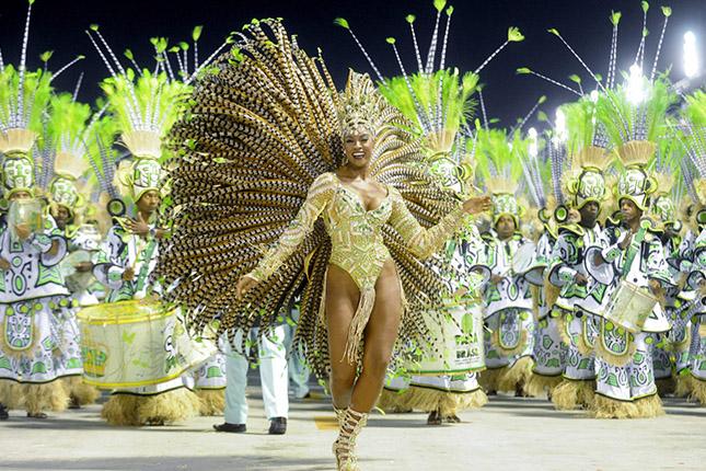Brasil ganará más de 2.000 millones de euros en los carnavales