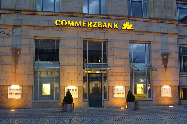 Commerzbank tendrá una filial en Brasil en 2016