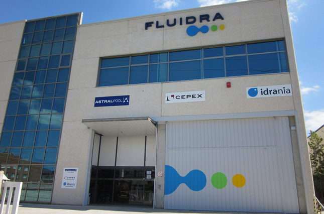 Rhône Capital vende el 4% de Fluidra