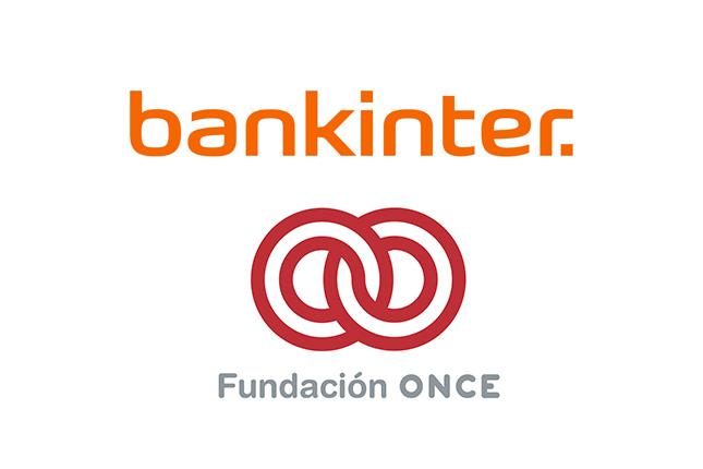 Bankinter acuerda con la Fundación ONCE incorporar a personas discapacitadas