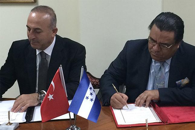Honduras y Turquía establecen acuerdo de cooperación comercial