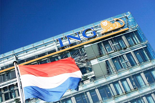 ING investigado por las autoridades de Países Bajos