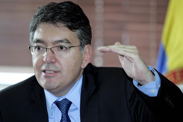 Colombia quiere estimular inversión en la frontera con Venezuela