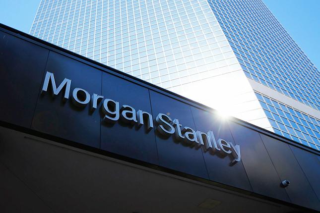 Morgan Stanley gana un 54,4% menos hasta marzo