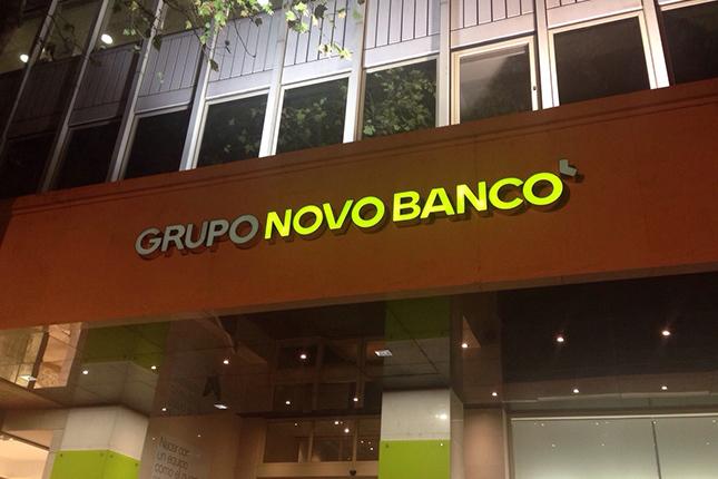 Novo Banco pierde 419,6 millones de euros hasta septiembre