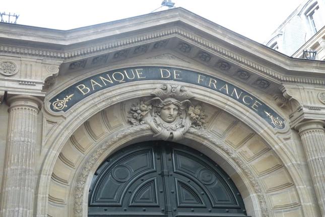 El Banco de Francia recorta sus previsiones de crecimiento