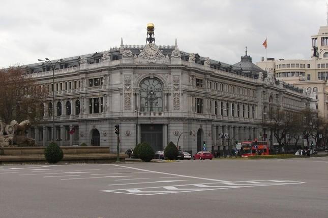 Banco de España recibe menos reclamaciones