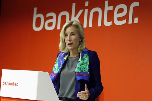 Mª Dolores Dancausa (Bankinter) gana 1,35 millones en 2018