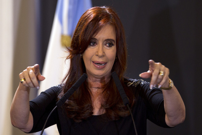 "Argentina quiere profundizar su ""alianza estratégica"" con China"