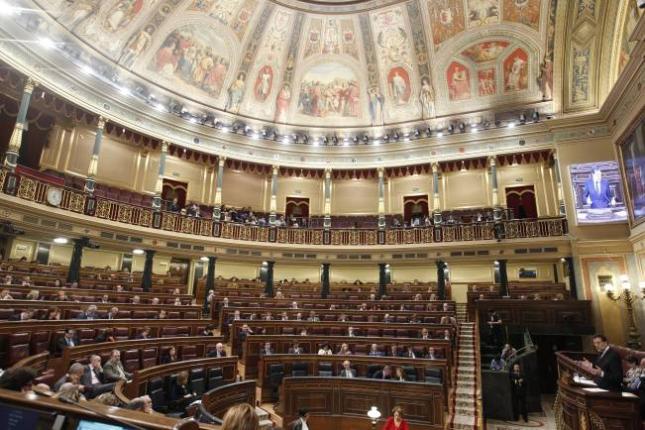 El Congreso debate eliminar los límites de contratación del empleo público