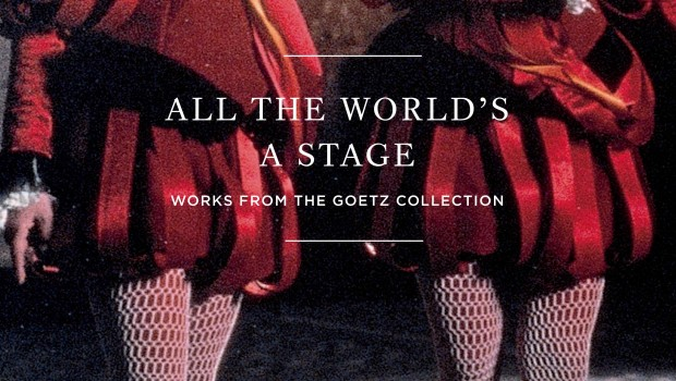 La Fundación Banco Santander expone 'All the Word's a Stage. Works from the Goetz Collection'