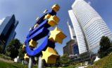 Los precios de producción de la eurozona caen en abril