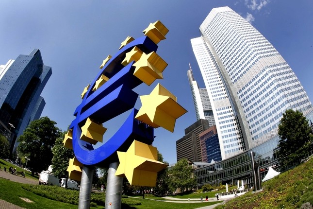 La actividad económica de la eurozona se desacelera en noviembre