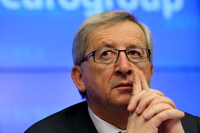 """Juncker, """"inquieto"""" por la situación de Grecia"""