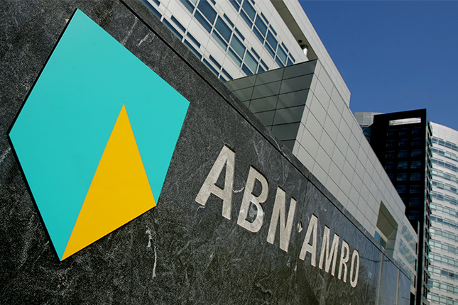 ABN Amro obtiene 543 millones hasta marzo