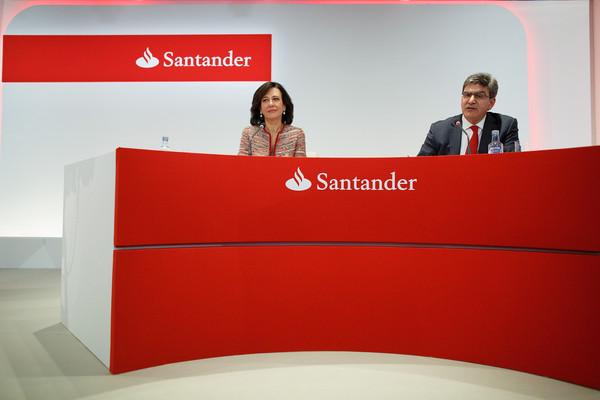 Banco Santander culmina la simplificación de la estructura corporativa