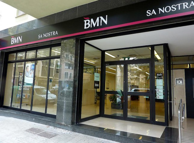 La banca online de BMN supone el 22% de sus operaciones