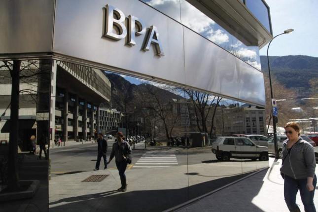 Andorra estudia dos ofertas para la venta de Vall Banc (BPA)