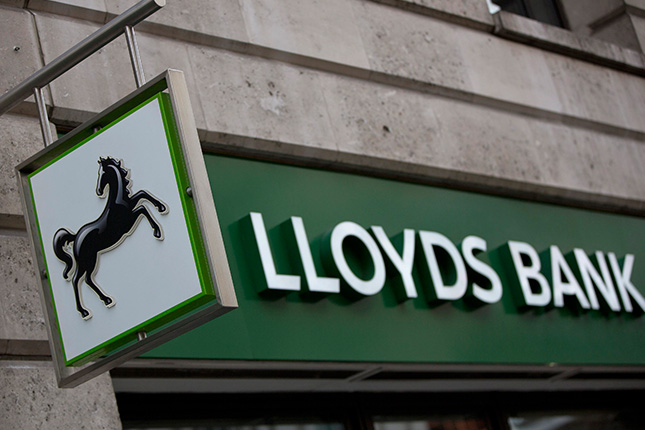 Lloyds Banking Group modificará su estructura