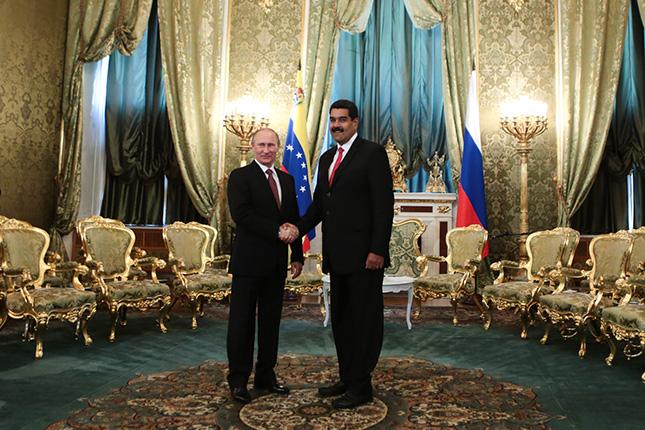 Venezuela y Rusia crearán banco binacional