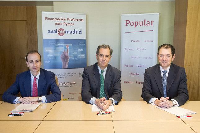 Popular entra en Avalmadrid