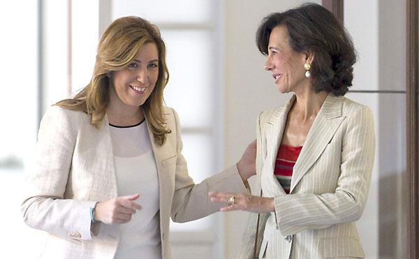Banco Santander becará a 1.000 jóvenes desempleados en Andalucía
