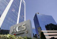 ACS gana 351 millones de euros en el primer semestre